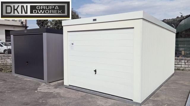 garaż GS standard tynkowany kolor dual promocja wiosna
