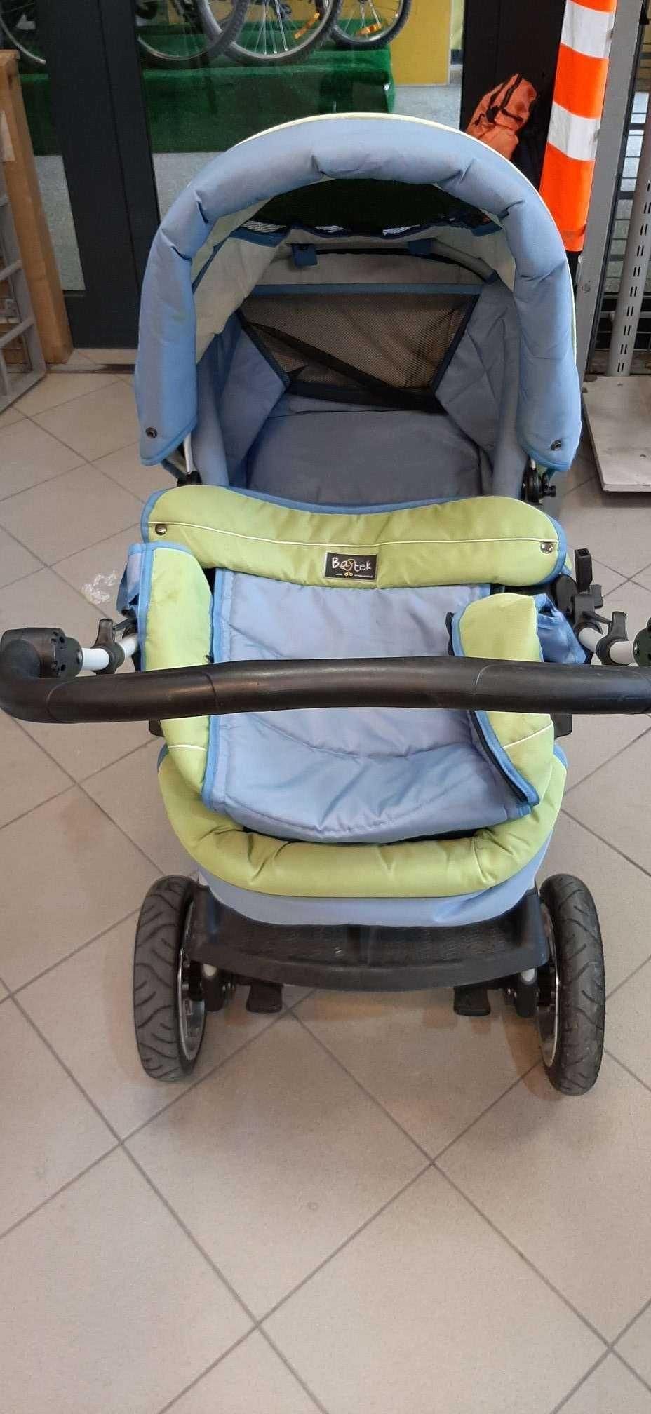 Wózek dziecięcy głęboki Bajtek --- Lombard Madej Gorlice ---