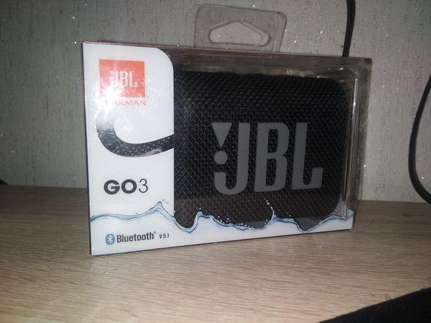 Głośnik bezprzewodowy JBL GO3 stan idealny