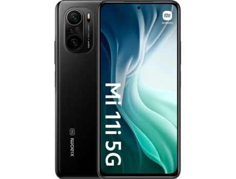 Smartphone XIAOMI Mi 11i 5G (6.67'' - 8 GB - 128 GB - Preto)