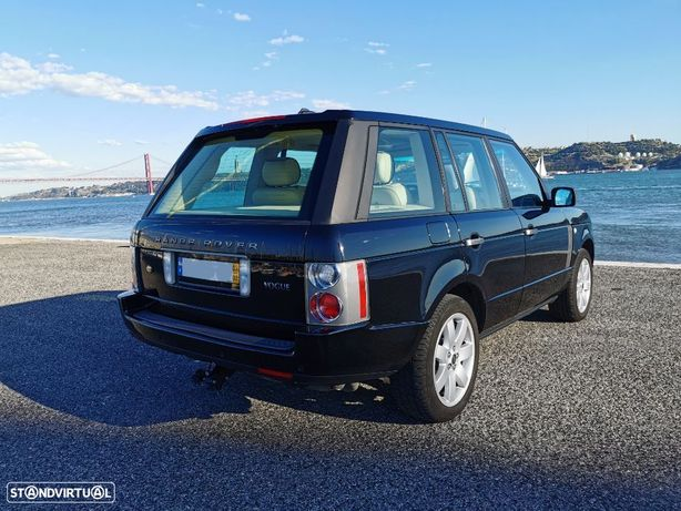 Land Rover Range Rover 3.6 TdV8 Vogue