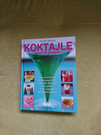 Książka Koktaje