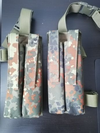 Ładownice udowe na magazynki low-cap do p90 Cyma asg