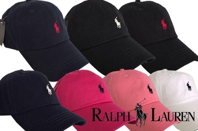 Кепка бейсболка шапка Polo Ralph Lauren синий, черный, малиновый