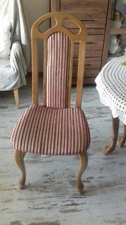 Krzesła używane.