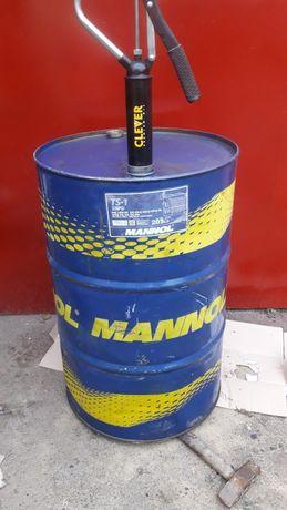 Масло 10w40 mannol