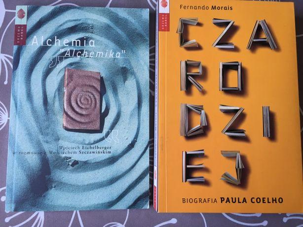 Czarodziej biografia Paulo Coelho i Alchemia Alchemika