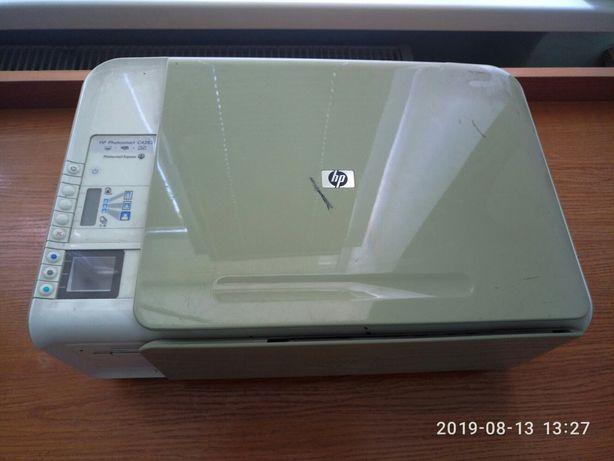 МФУ HP PhotoSmart C4200 с СНПЧ