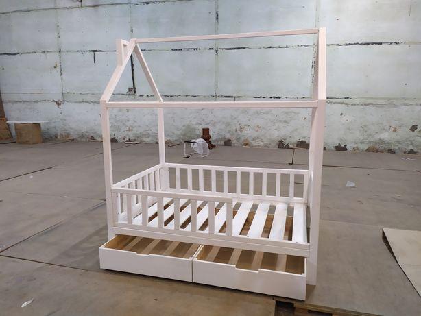 Кровать детская, кровать домик