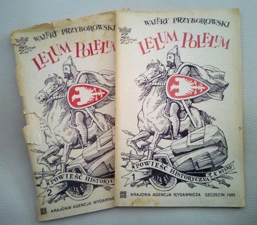 Lelum Polelum zeszyt 1,2 Walery Przyborowski KAW Szczecin 1985