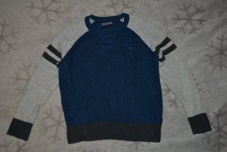 свитер Tommy Hilfiger 8 лет рост 128 оригинал