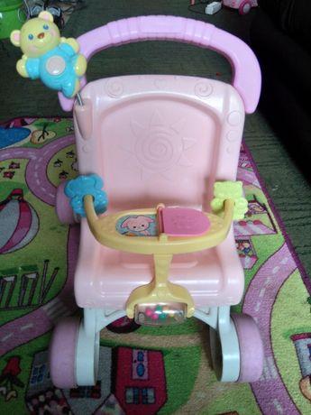 Wózek-pchacz- Fischer Price