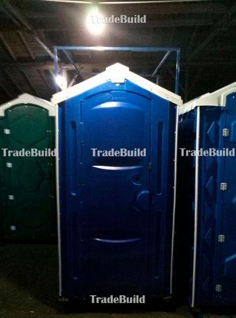 Туалетная кабинка пластиковая ЭКО+ ( биотуалет )