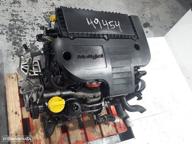 Motor Fiat Idea 1.3 JTD Multijet 69 cv   188a9000