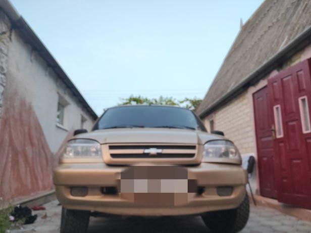 Chevrolet Niva 2123