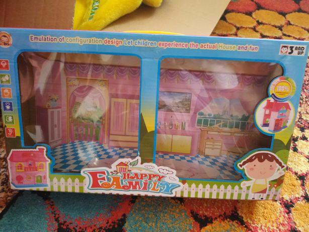 Кукольный домик Happy family