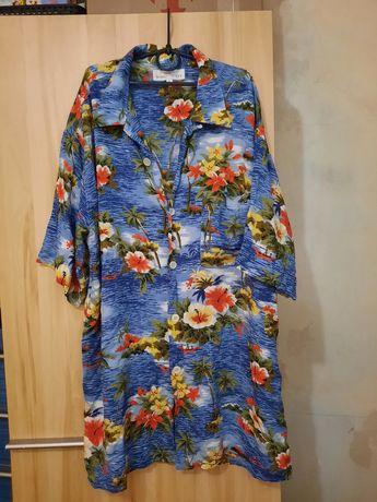 Коллекционирование, рубашка в гавайском стиле
