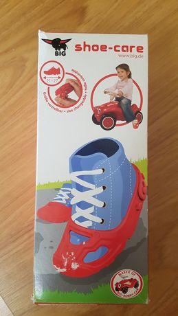Protetor para sapatos vermelho NOVO