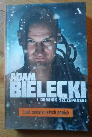 Spod zamarzniętych powiek. Adam Bielecki & Dominik Szczepański