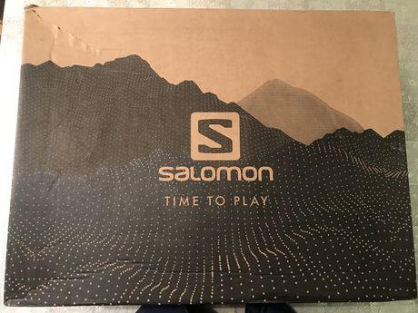 Лижні  боти Salomon QST Pro 100 27,0-27,5 2020-2021