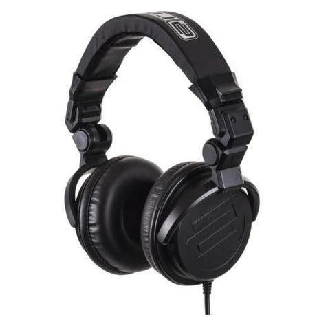Reloop RH-2500 Mobilne słuchawki DJ-skie z możliwością składania
