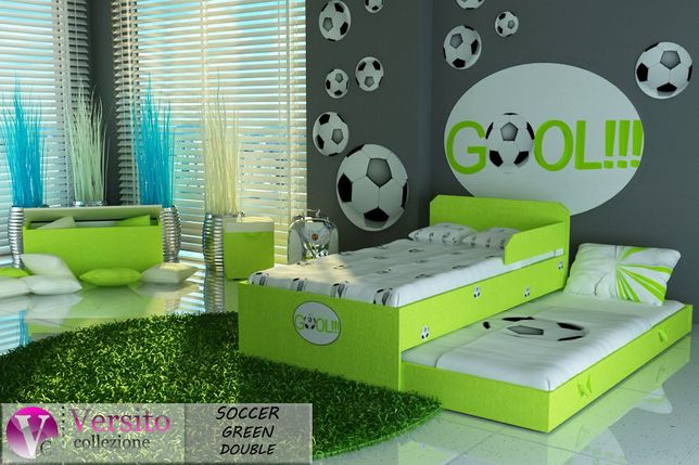 Solidne łóżko piętrowe z materacami,łóżko dla dziecka + 2 materace