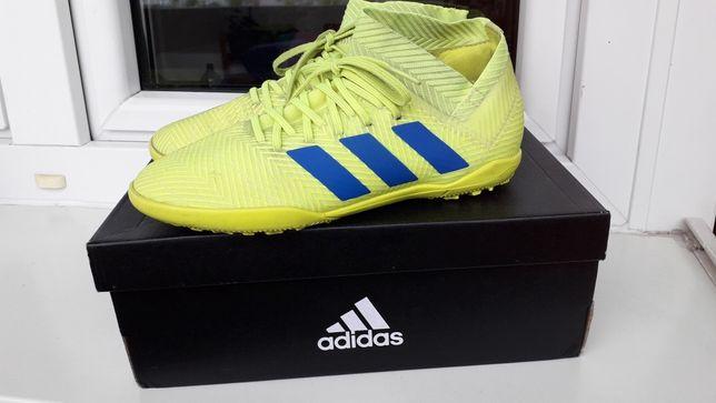 Adidas Nemeziz kapitalne buty sportowe turfy,idealne gwarancja r35,5