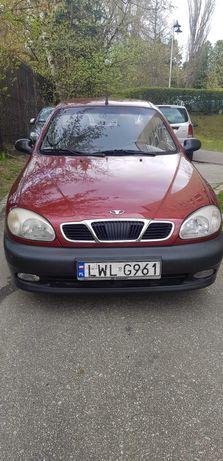 Lanos Daewoo 2003r.