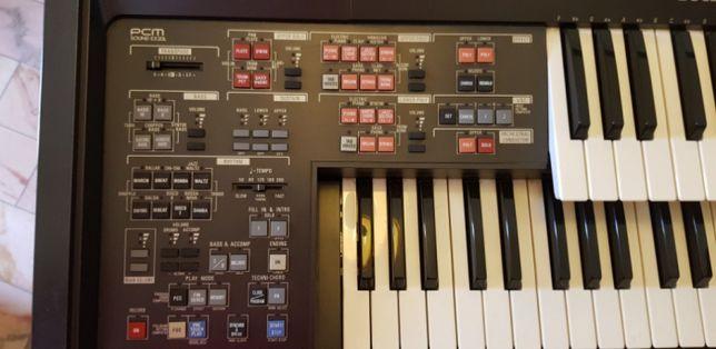 Órgão technics PCM Sound EX 20L