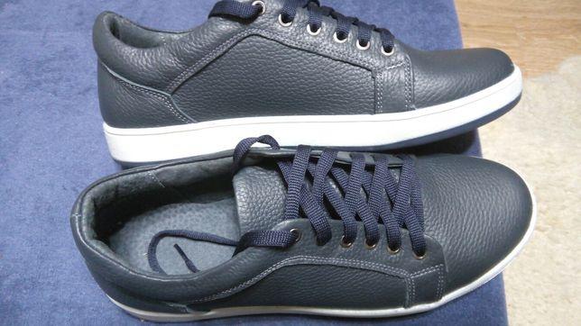 Туфли  ортопедические кожаные...