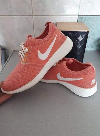 Nike damskie łososiowe 37