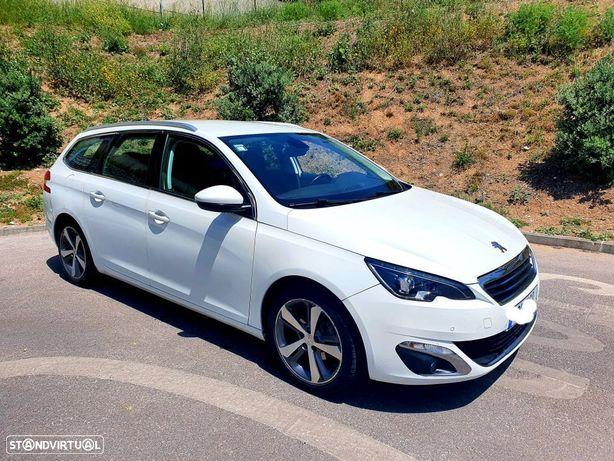 Peugeot 308 SW 1.6 BlueHDi Allure J17 EAT6