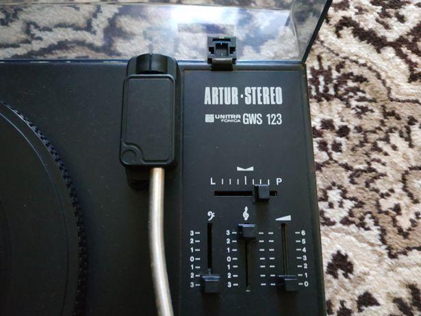 Adapter Unitra GWS 123 + głośniki