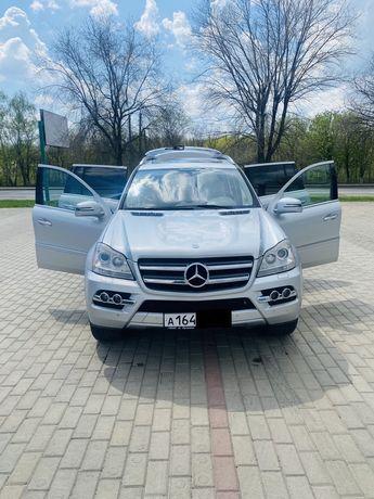 Mersedes-Benz GL350 CDI
