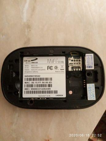 Вайфай роутер 4G мобільний