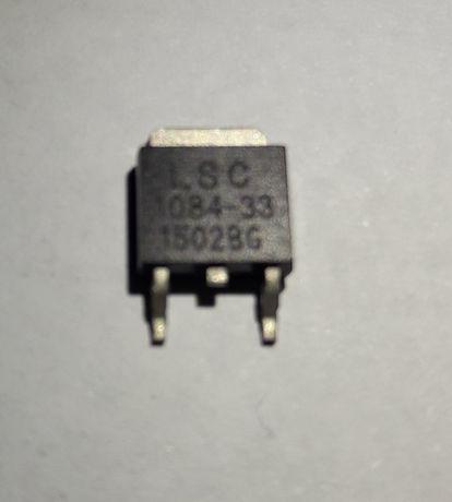 Стабилизатор микросхема LSC 1084-33 1502BG