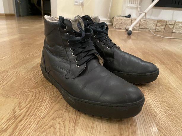 Мужские ботинки Minelli еврозима 43р.
