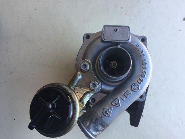 Turbo para 1.5 DCI Para peças ou arranjar