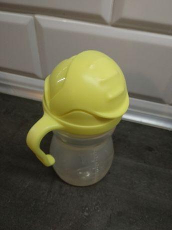 Bidon bbox żółty używany
