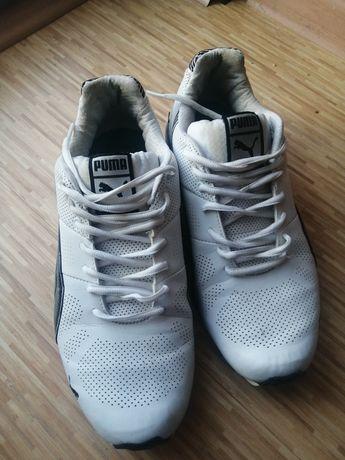 Buty męskie marki Puma białe rozmiar 42