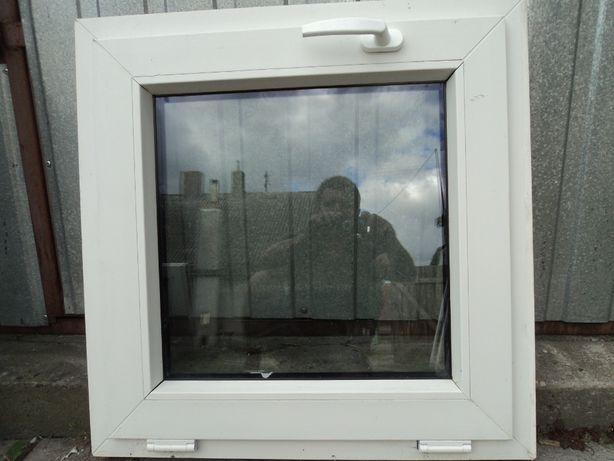Okna pcv używane -sz70x70wys- (23szt)