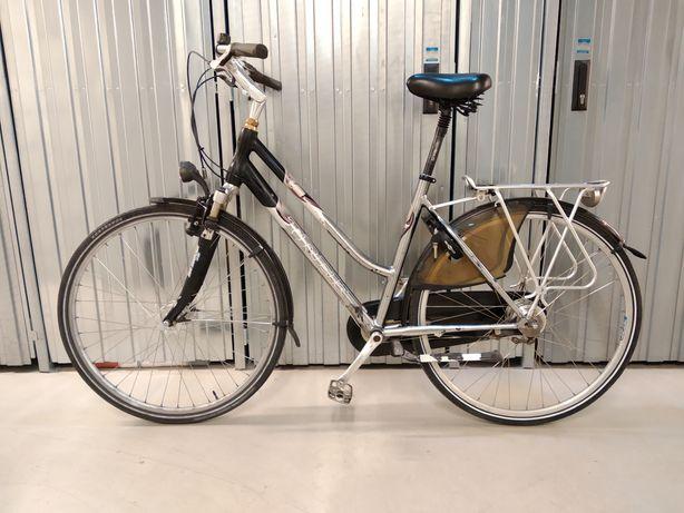 Rower miejski damka Trek 7 biegów