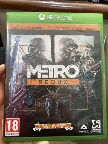 Metro Redux / Xbox One