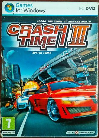 Диск с игрой (Crash time 3)