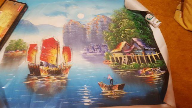 Картина с Гон Конга