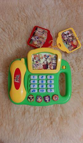 Телефон развивайка , новый . Отличный подарок)