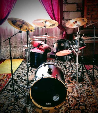 Perkusja MAPEX Storm (idealny zestaw dla początkujących perkusistów)