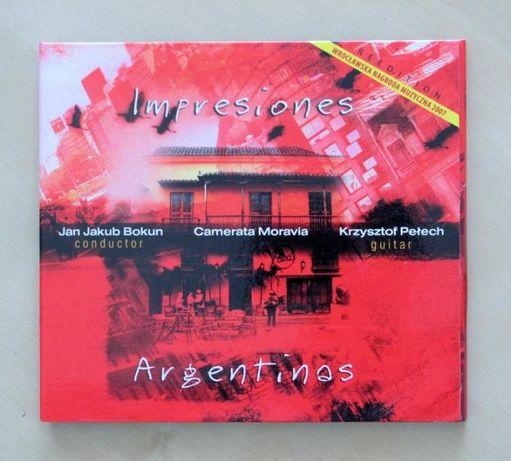 CD Bokun – Pełech – Camerata Moravia – Impresiones Argentinas