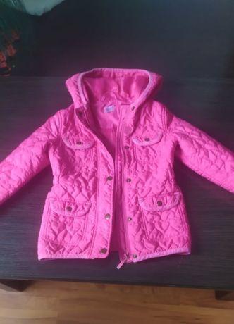 Курточка на дівчинку