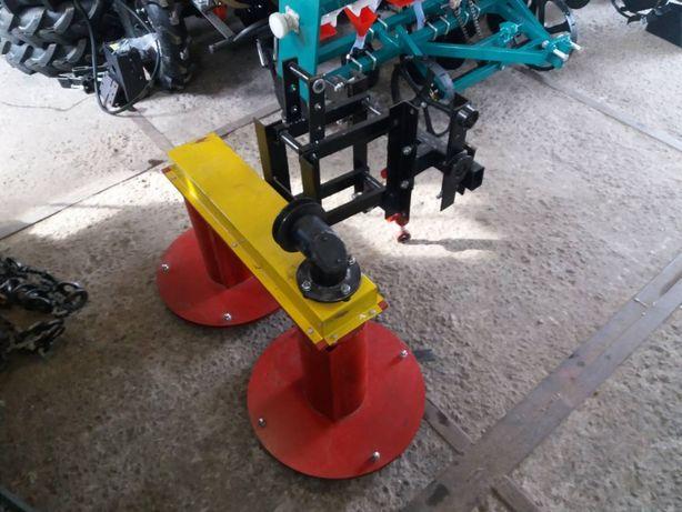 Коса роторна КР 12 для мінітрактора та мотоблока захват 120 см